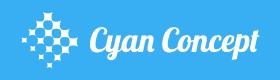 Logo Cyan Concept