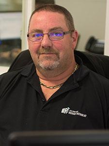 Membre de l'équipe FRT - Denis Gagnon
