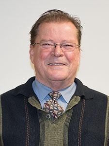 Membre de l'équipe FRT - Luc Ruelland