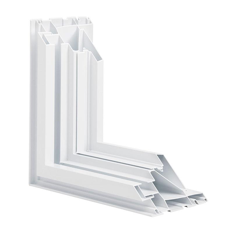 Fenêtre coulissante et fenêtre à guillotine simple