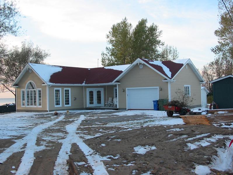 Installation de portes et fenêtres dans la région du Saguenay-Lac-St-Jean