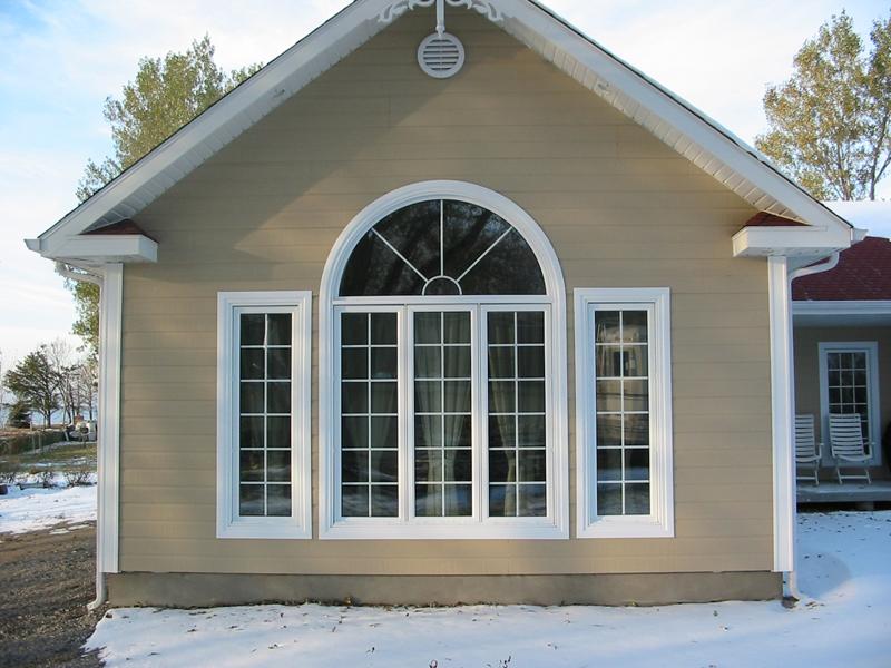 Installation de fenêtres en PVC au Saguenay-Lac-St-Jean