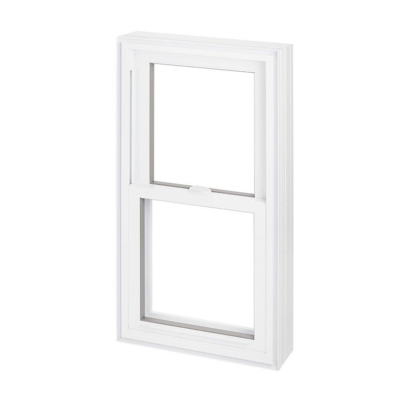 Fenêtre à guillotine en PVC double