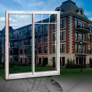 porte-patio novatech R700