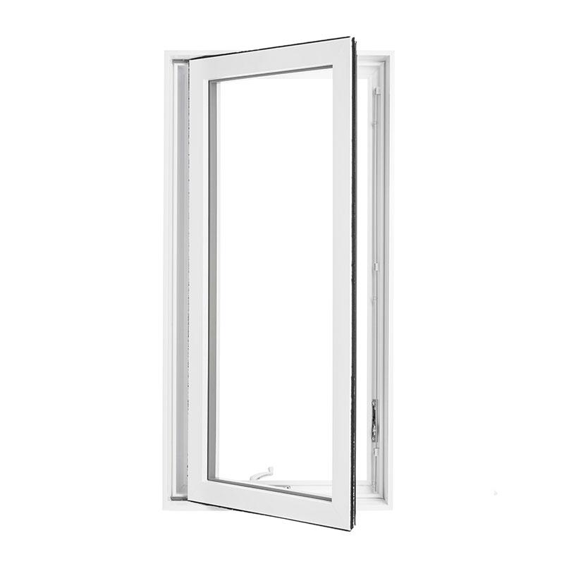 Fenêtre battant en PVC Battant et fenêtre auvent en PVC