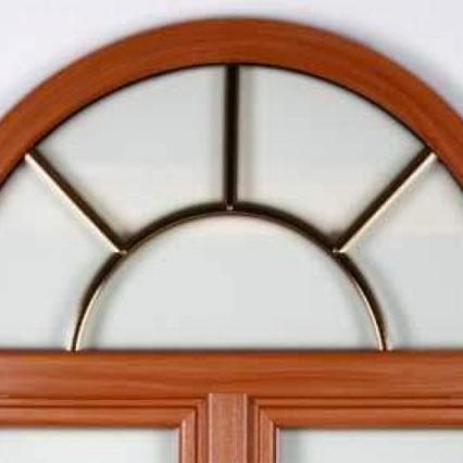 Fenêtre hybride architectural - FRT portes et fenêtres